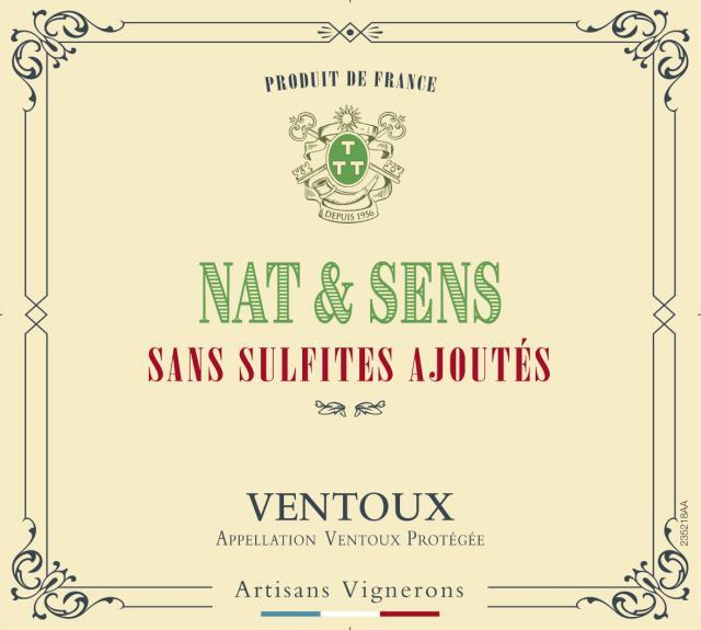 ET   Nat e Sens AOC Ventoux