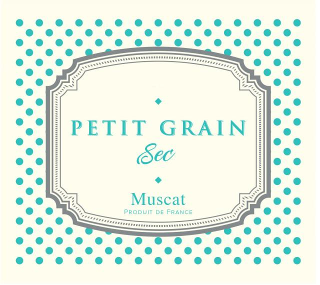 ET   Petit Grain IGP Vaucluse Blanc Sec