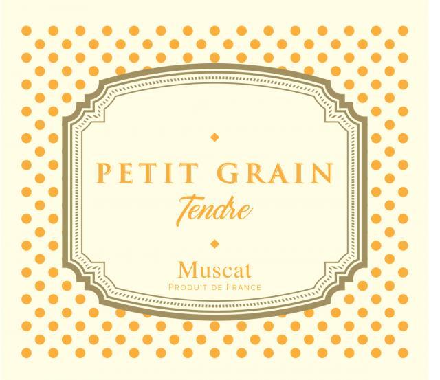 ET   Petit Grain IGP Vaucluse Blanc Tendre