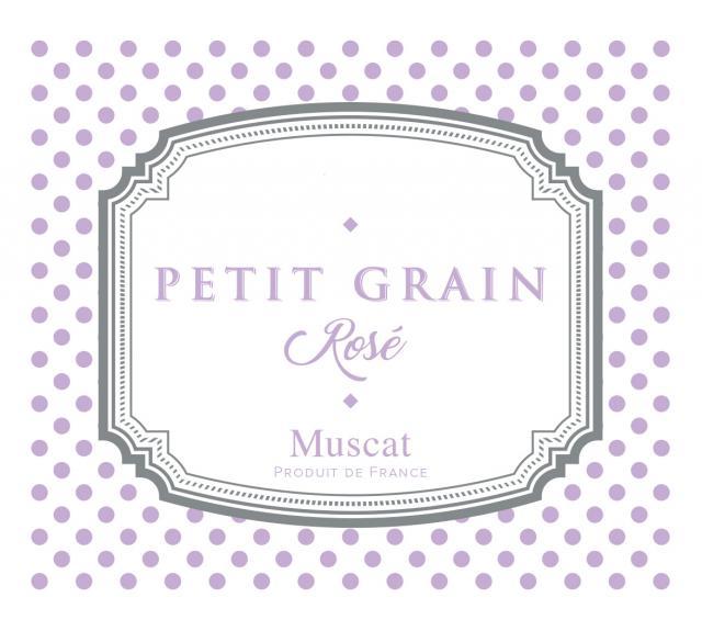 ET   Petit Grain IGP Vaucluse Rosé