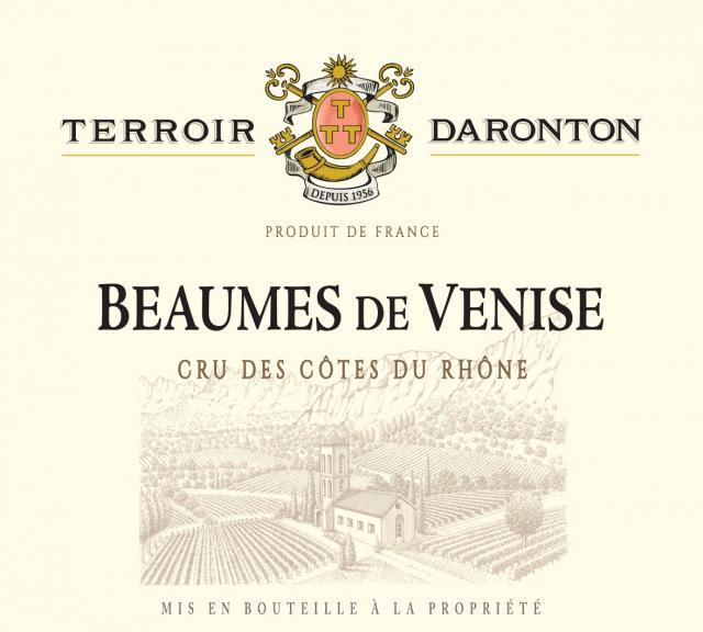 ET   Terroir Daronton Beaumes de Venise Rouge