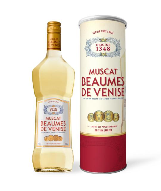 bouteille + canister muscat face
