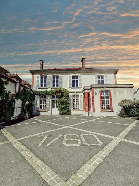 House Delamotte 1760