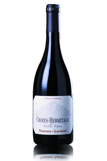 Maison Tardieu Laurent- Crozes Hermitage - Vieille Vignes