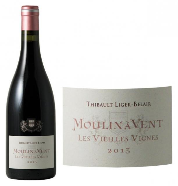 beaujolais1 moulin a vent vieilles vignes rouge thibault liger belair 2013 75 cl
