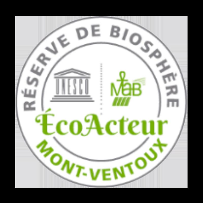 Eco-acteur de la Réserve de Biosphère du Mont Ventoux