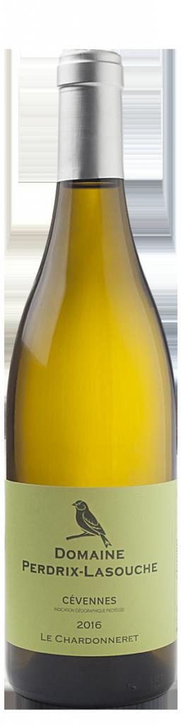 Domaine Perdrix Lasouche, Le Chardonneret, IGP Cévennes, Blanc, 2016