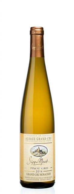 An ultimate Pinot Gris - dry and savory !