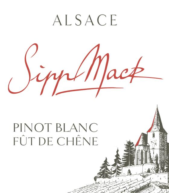An original and very charming Pinot Blanc d