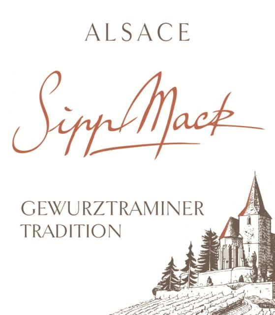 A well balanced Gewurztraminer!